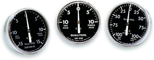Qualitrol 050 Pressure and Vacuum Indicator