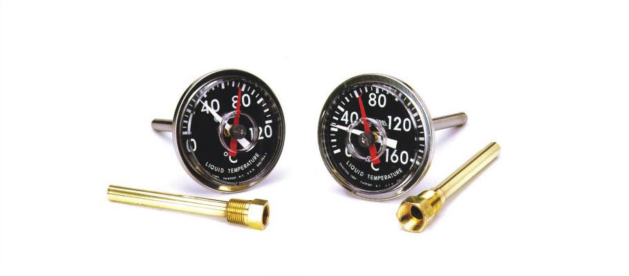 QUALITROL 150/151侧面安装双金属式测温仪
