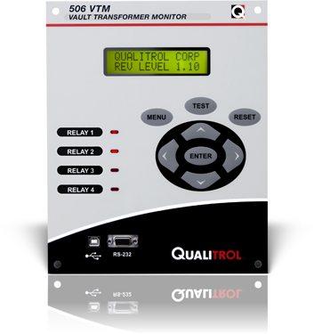 Qualitrol 506 智能变压器监视器