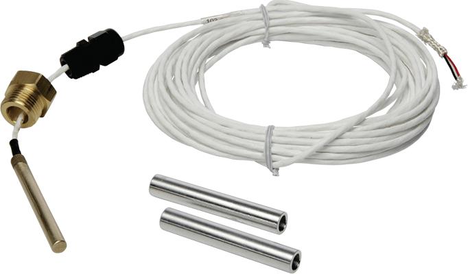 铂、铜电阻温度装置(RTD)
