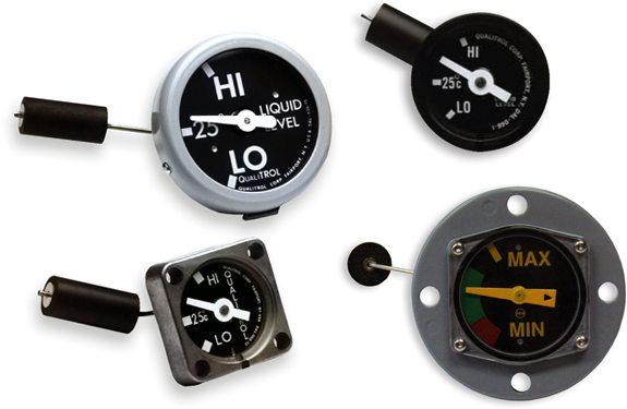 QUALITROL 020/030和AKM46969/44680小型油位指示器