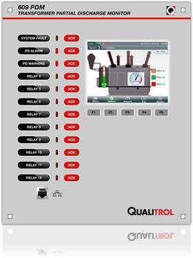 QUALITROL 609 PDM变压器和GIS局放监测装置