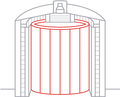 转子铁芯短路检测