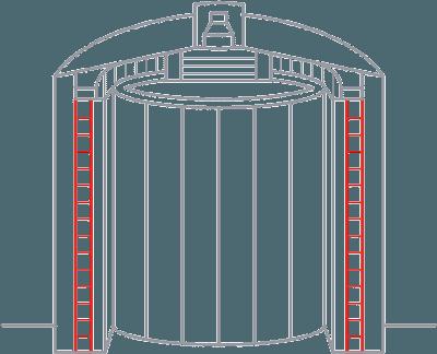 定子核心层压完整性测试