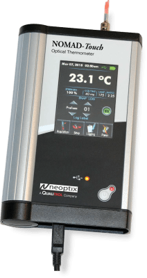 Qualitrol KIT – 057便携式光纤测温仪